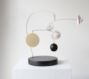 Odette Ireland - Ornamental Mobile No.3 - Ceramic Sculpture