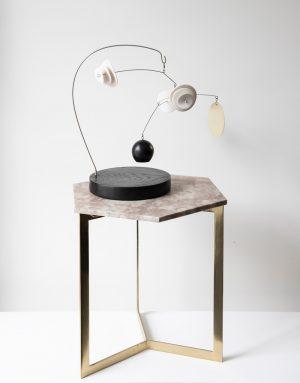 Odette Ireland - Ornamental Mobile No.3 - Ceramic Sculpture