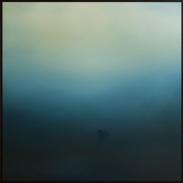 Theresa Hunt - Early Morning Fog - Oil Painting