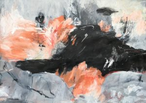 Amanda Schunker - Unearthed - Mixed Media Work