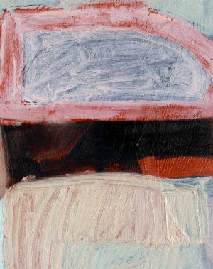 Diana Miller - Backwards To Go Forwards - Abstract Painting