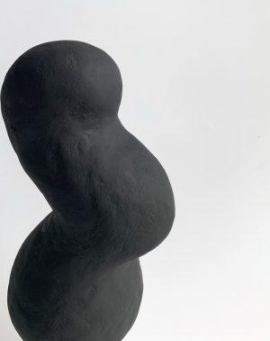 Katarina Wells - Squiggle - Ceramic Sculpture