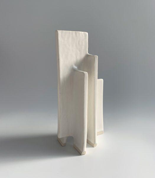 Natalie Rosin - Marquette 17 - Ceramic Sculpture