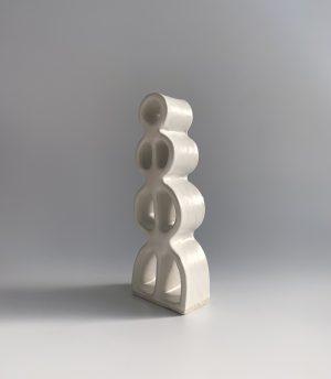 Natalie Rosin - Maquette 8 - Ceramic Sculpture