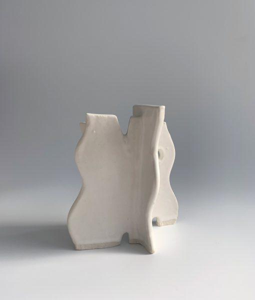 Natalie Rosin - Maquette 11 - Ceramic Sculpture