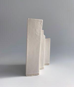 Natalie Rosin - Maquette 14 - Ceramic Sculpture