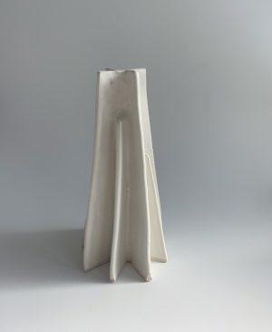 Natalie Rosin - Maquette 5 - Ceramic Sculpture