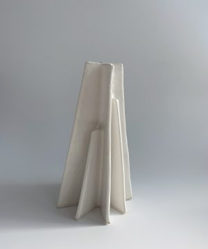Natalie Rosin - Maquette 5 - Ceramic Sculpture