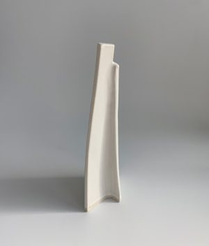 Natalie Rosin - Maquette 12 - Ceramic Sculpture