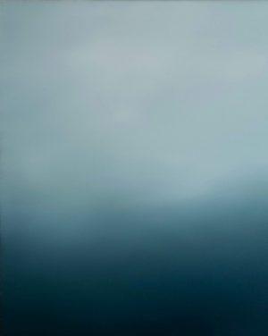 Theresa Hunt - Moon Tide - Oil Painting