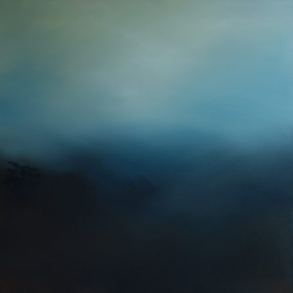 Theresa Hunt - Silence - Oil Painting