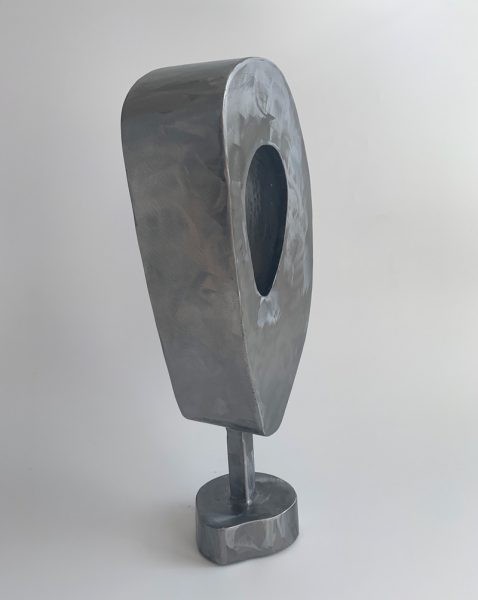 Tracey Lamb - At Such A Moment - Steel Sculpture