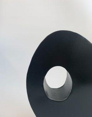 Tracey Lamb - Evening Dress - Steel Sculpture