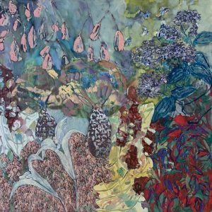 Amy Wright - Memory Garden - Landscape Painting