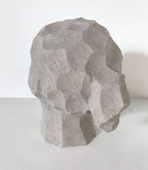 Kristiina Haataja - Kristiina Head II - Ceramic Sculpture