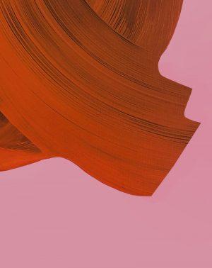 Barbara Kitallides - Negroni - Acrylic on Canvas
