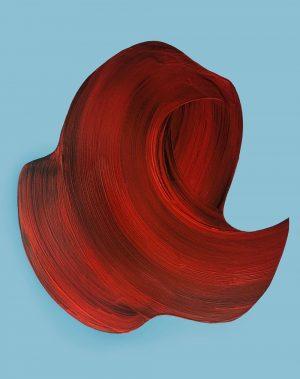 Barbara Kitallides - Maraschino - Acrylic on canvas