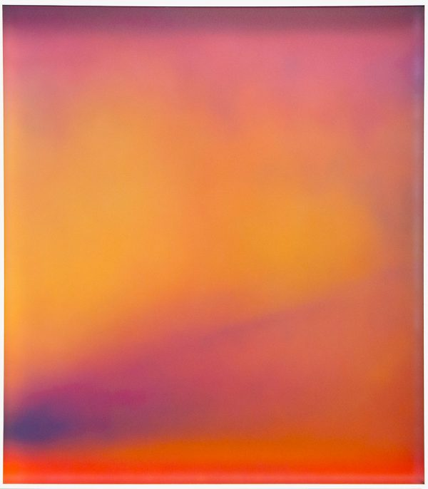 Daniel O' Toole - Cell Birth #1 - Painting