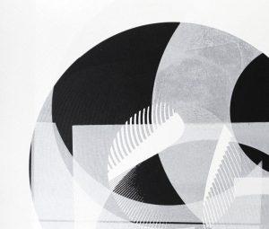 Kate Banazi - The Nudge - Silkscreen Print