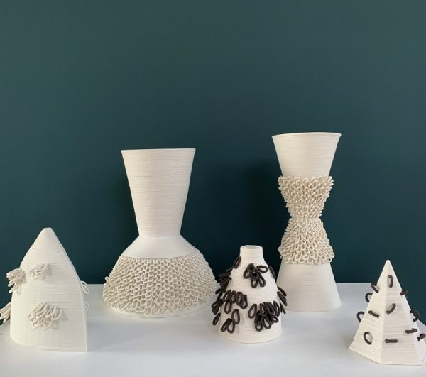 Susan Chen - Drum - 3D Printed Sculpture