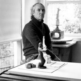 Scott McNeil - Sculptor - Australian Artist