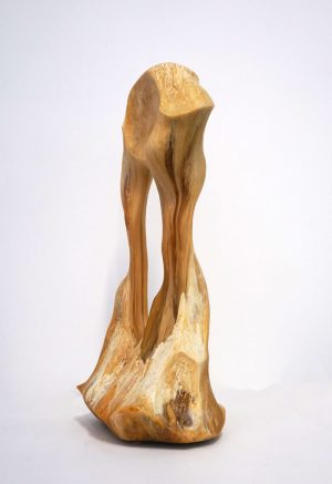 William Versace - Ancestor Amber - Resin Sculpture