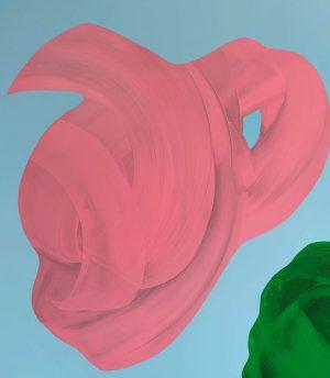 Barbara Kitallides - Aperitivo Hour - Painting