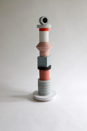 Dear Human - TOTem (Watcher II) - Sculpture