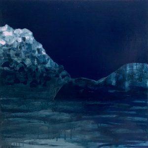 Fleur Stevenson - Spectacle Island - Painting