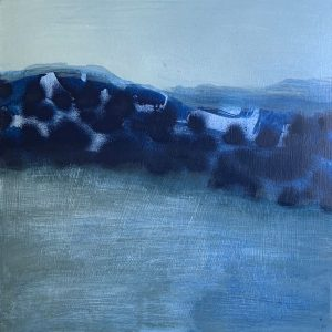 Fleur Stevenson - Floating In The Hawkesbury - Painting