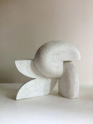 Humble Matter - Warrior 3 - Sculpture
