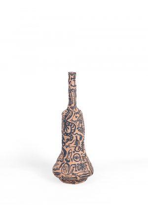 Karlien van Rooyen - Chappie Urn - Sculpture