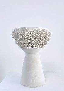 Susan Chen - Drum - Sculpture