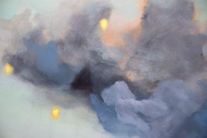 Susie Dureau - Chorus - Painting