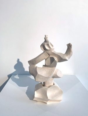 Scott McNeil - Liberty - Sculpture