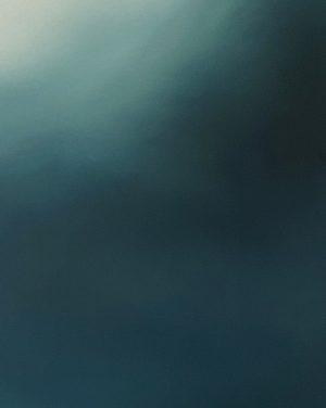 Theresa Hunt - La Luna - Oil Painting