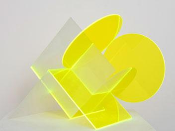 Kate Banazi - Intersection 7 - Sculpture