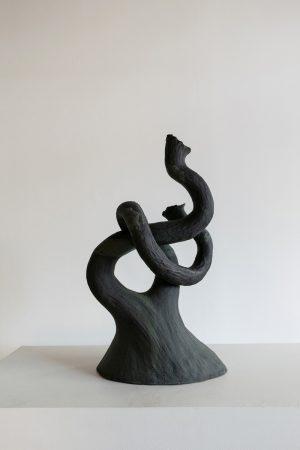 Kerryn Levy - Wild Geese - Sculpture