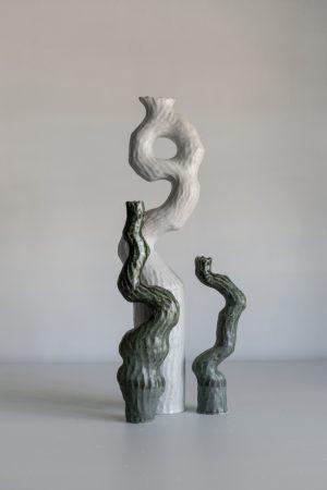 Kerryn Levy - Asymmetry Paire 20.61 + 62 - Sculpture