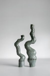 Kerryn Levy - Asymmetry Paire 20.61 + 62 - Sculpture