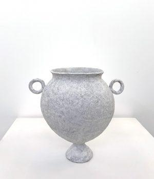 Katarina Wells - Circle Handled Amphora - Sculpture