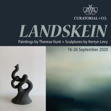 Landskein - Theresa Hunt and Kerryn Levy - exhibition