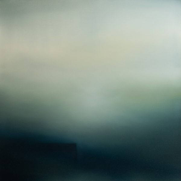 Theresa Hunt - Point Perpendicular - Oil Painting