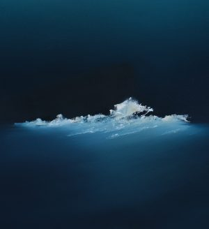 Theresa Hunt - Avalon July 2020 - Oil Painting