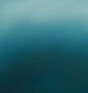 Theresa Hunt - Sea Within A Sea - Oil Painting