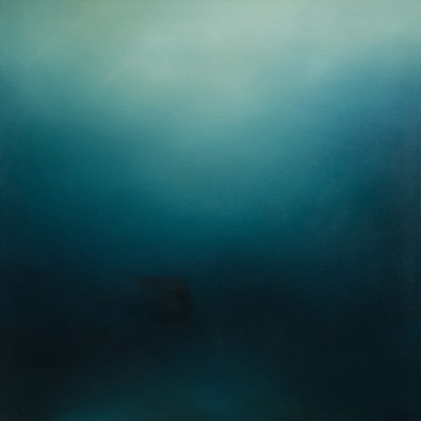 Theresa Hunt - Through The Smoke - Oil Painting