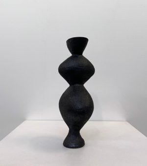Katarina Wells - Akna Black - Sculpture