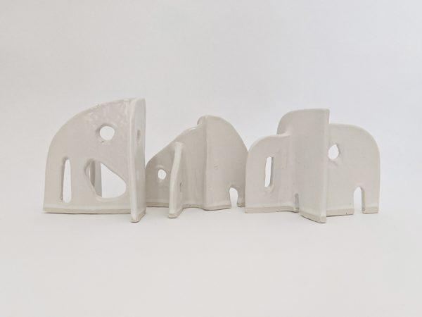 Natalie Rosin - Maquette Series - Sculpture