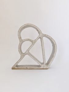 Natalie Rosin - Tessellate No.3 - Sculpture