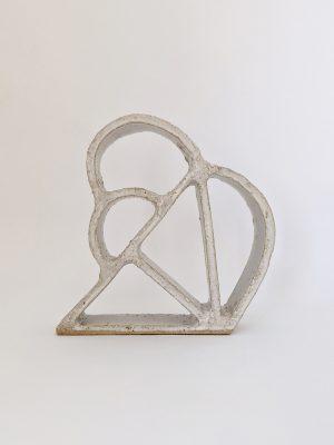 Natalie Rosin - Tessellate No.3 - Sculpture